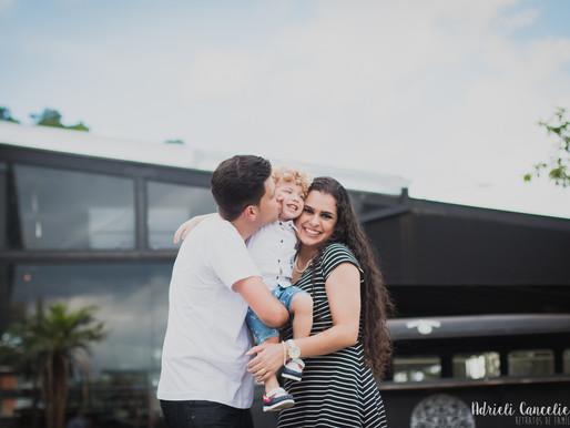Fotografia de Família em Curitiba | Bernardo 2 anos | Espaço Phoenix American Mex | Parte 2
