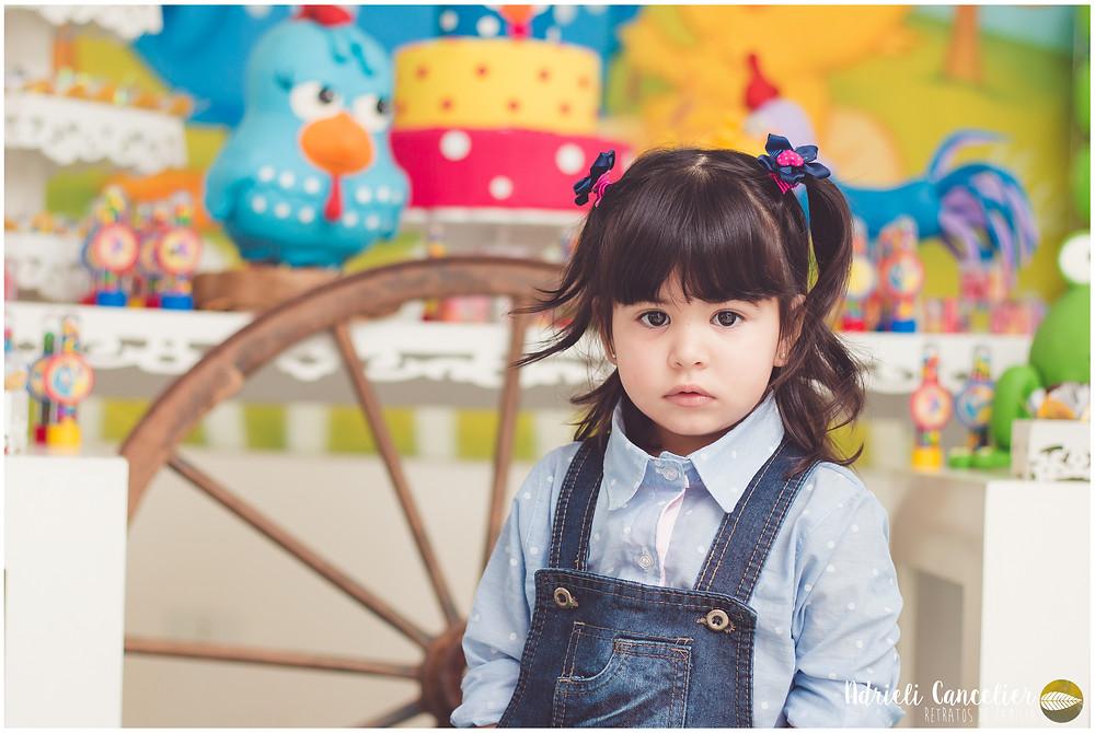 Fotografia de festa infantil em Curitiba | Aniversário de 2 anos
