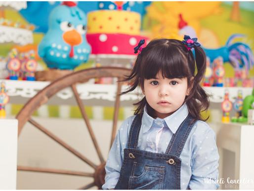[Festa Infantil em Curitiba] Aniversário de 2 anos da Gigi