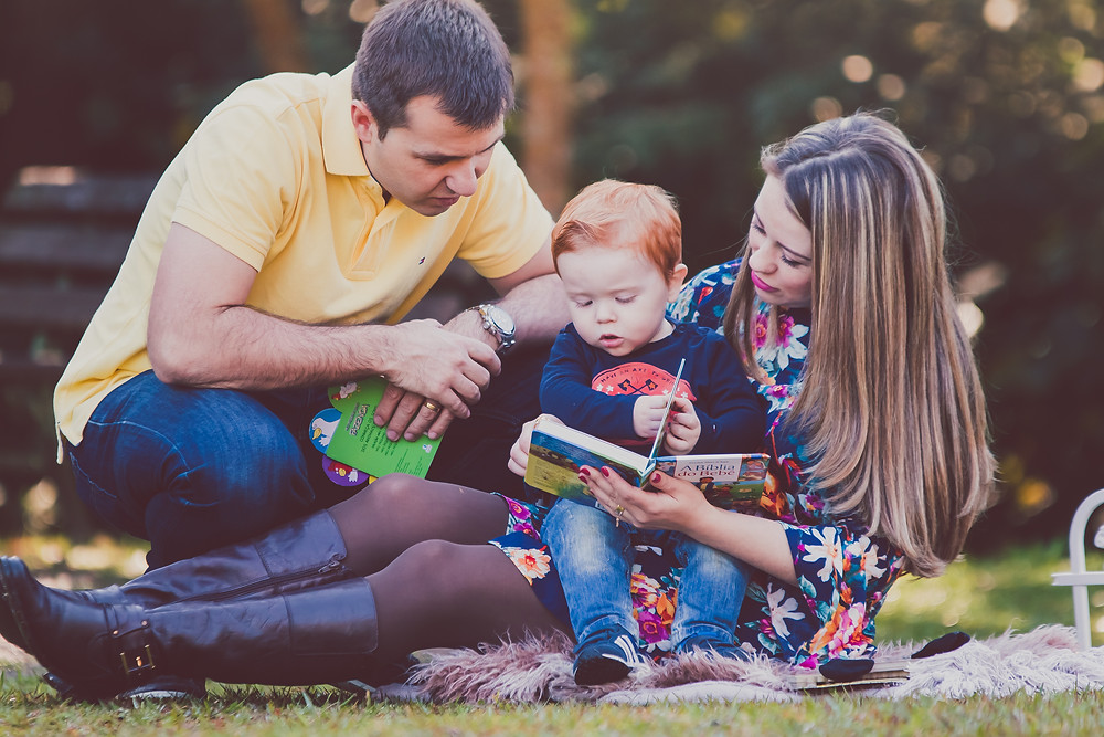 Book de bebê em Curitiba