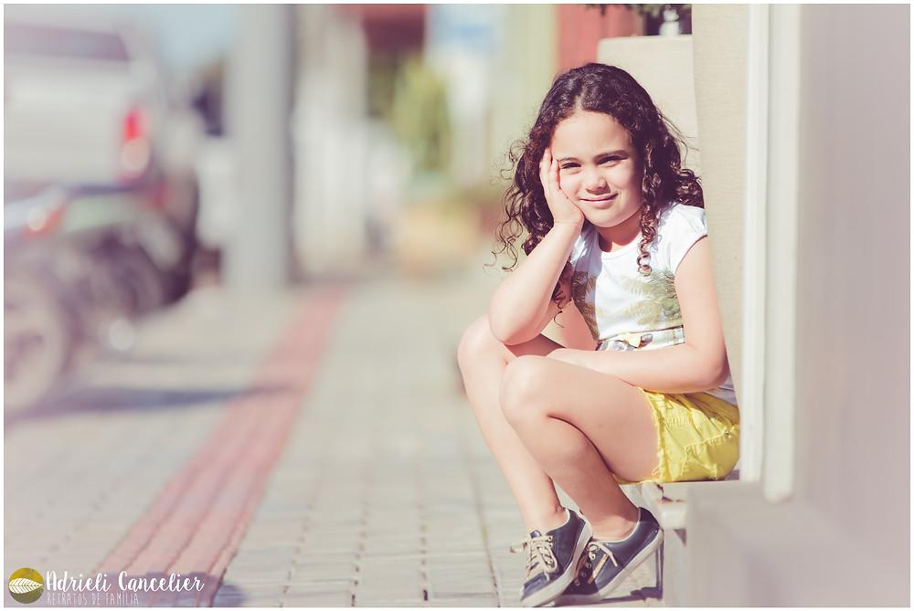 fotografia infantil em Curitiba   book de 5 anos   adrieli cancelier   ensaio infantil em Curitiba