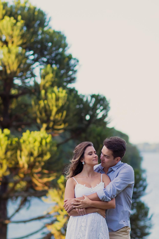 Fotografia pré-casamento Curitiba