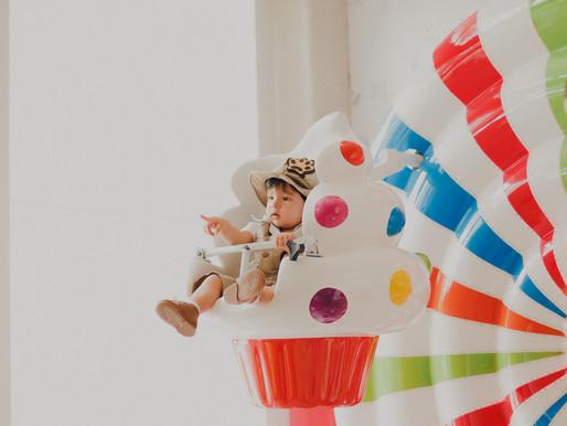 1 ano do Benji | Buffet Mundo Kids | Mickey Safári