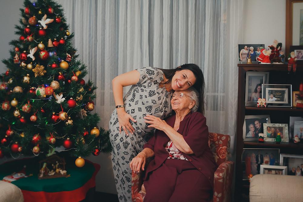 dia certo de montar a árvore de Natal 2017