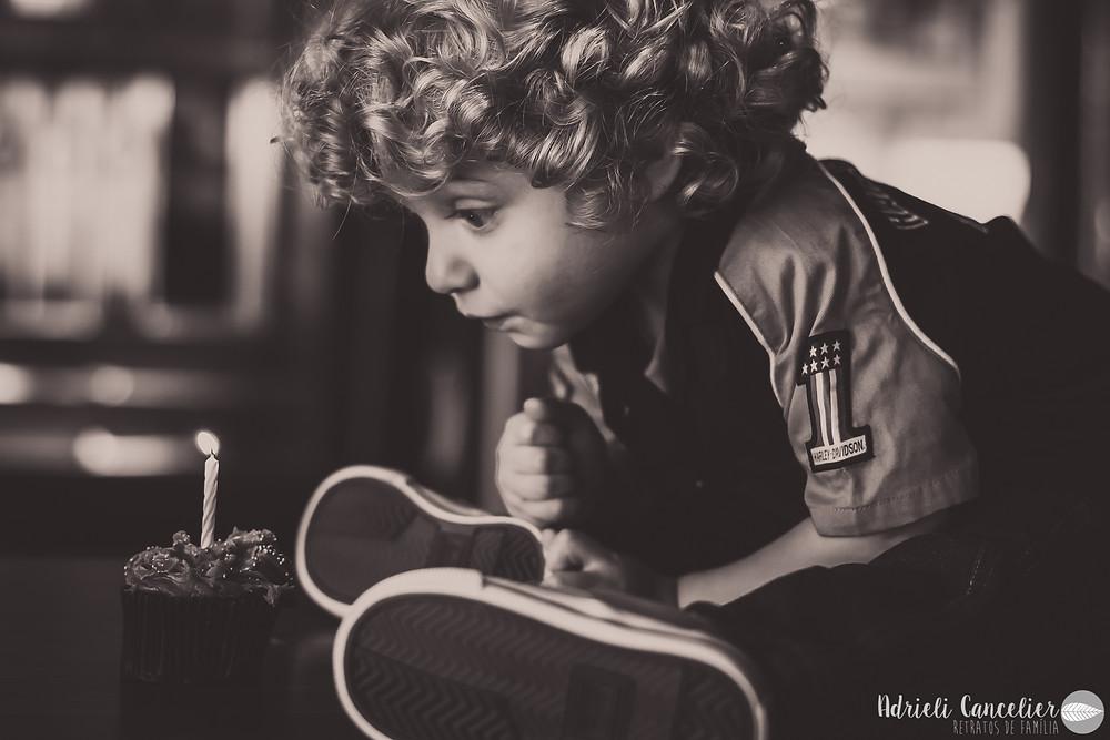 ensaio fotográfico com bolo - bebê | curitiba