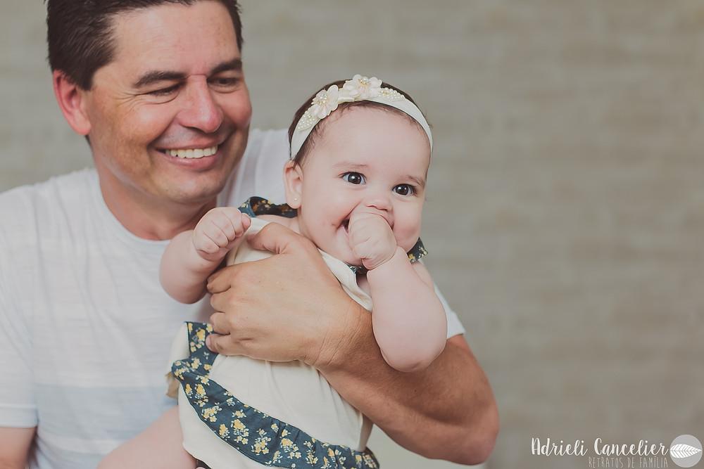 Fotografia de família em Curitiba | Book de Bebê