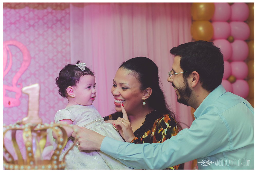 [Festa Infantil] Aniversário de 1 ano da Helena | Curitiba