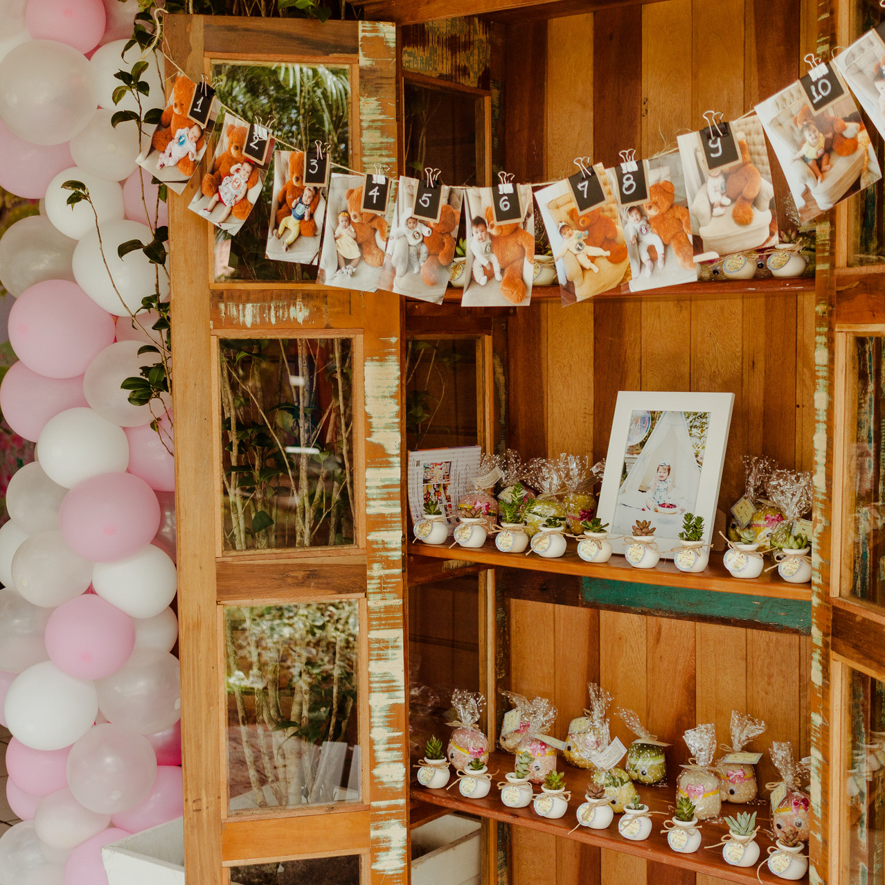 festa infantil 1 ano curitiba