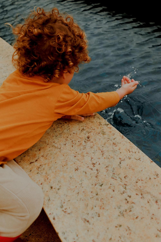 ensaio infantil na praia dois anos do Benjamin