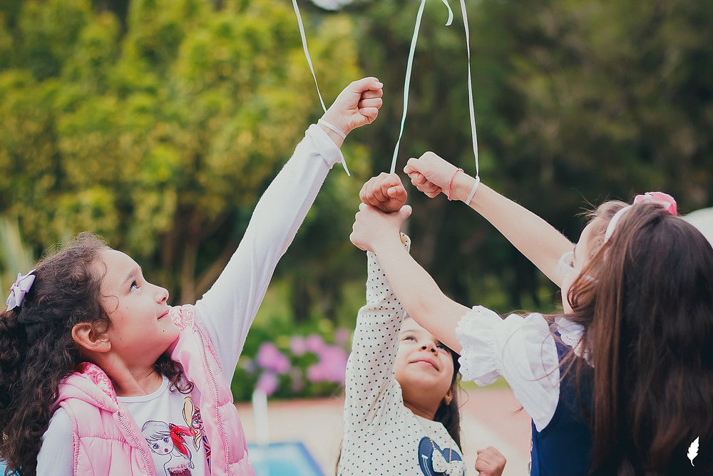 adrieli cancelier festa infantil em curitiba