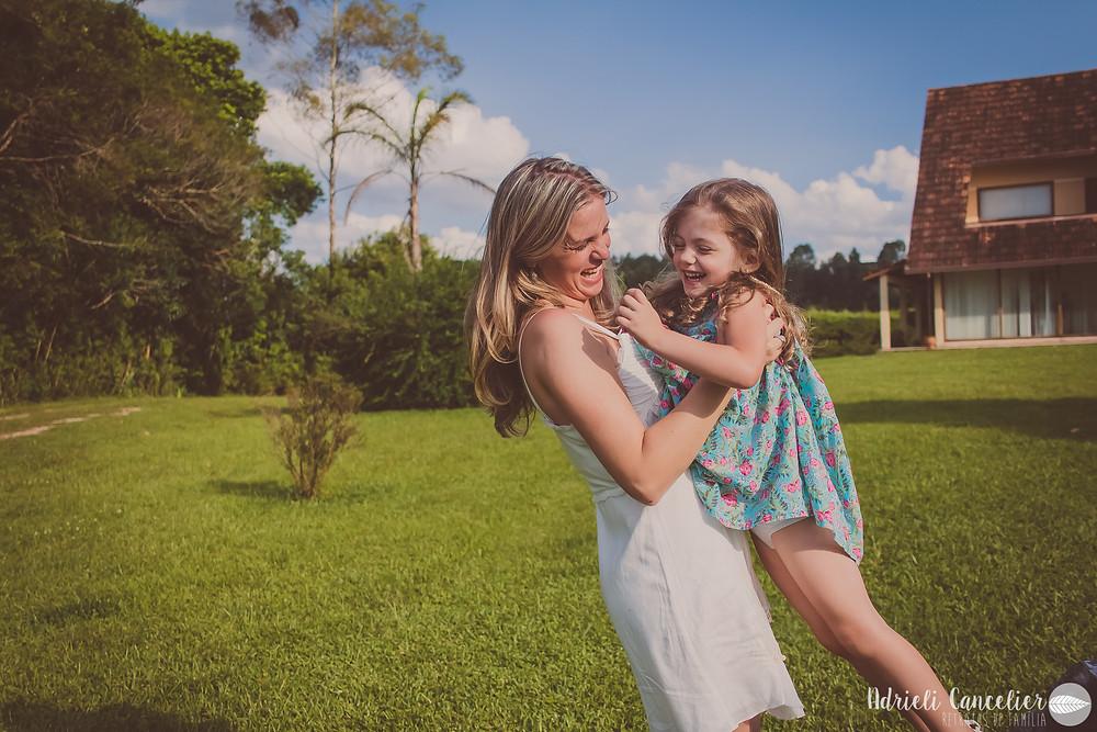 Fotografia de família em Curitiba