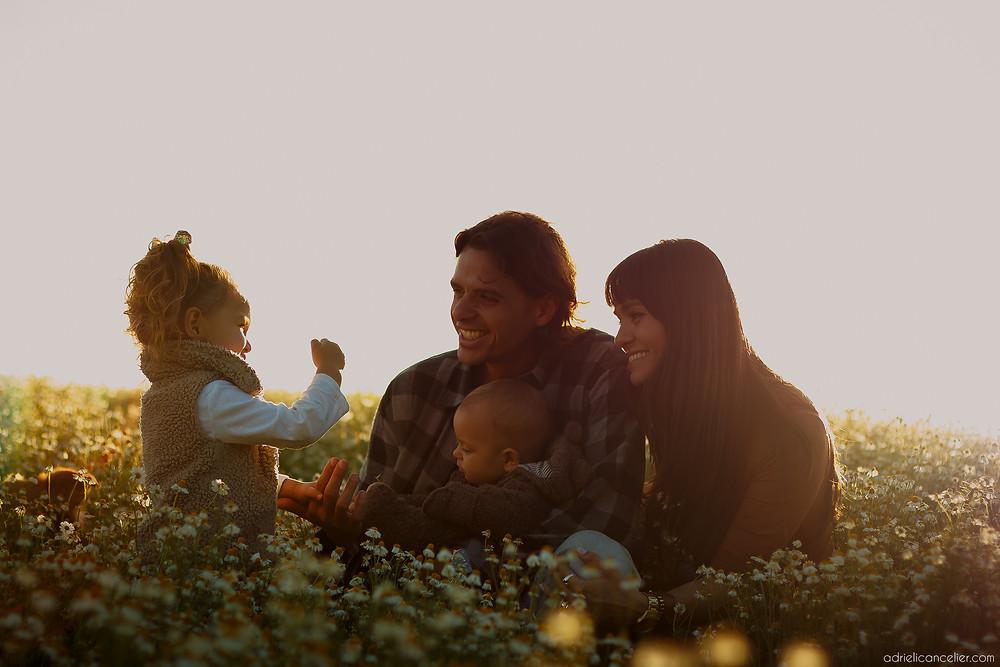 fotografia de família em Curitiba por Adrieli Cancelier | ensaio fotográfico de família em Curitiba