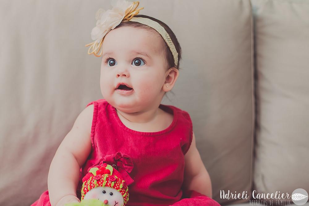 Ensaio Fotográfico de Família em Curitiba | Natal | Book de Bebê
