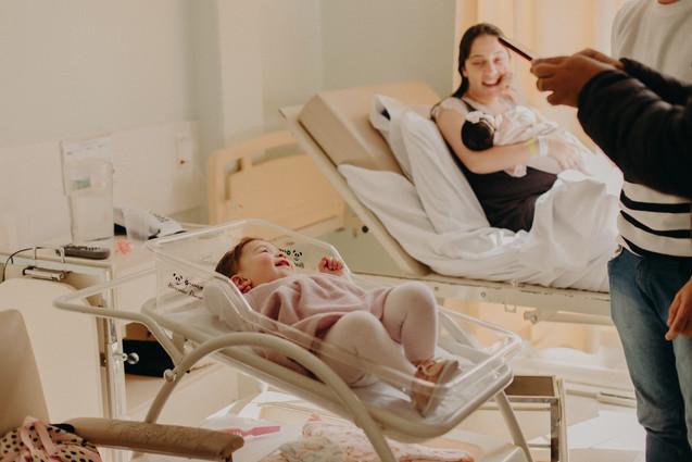 fotos na maternidade curitiba