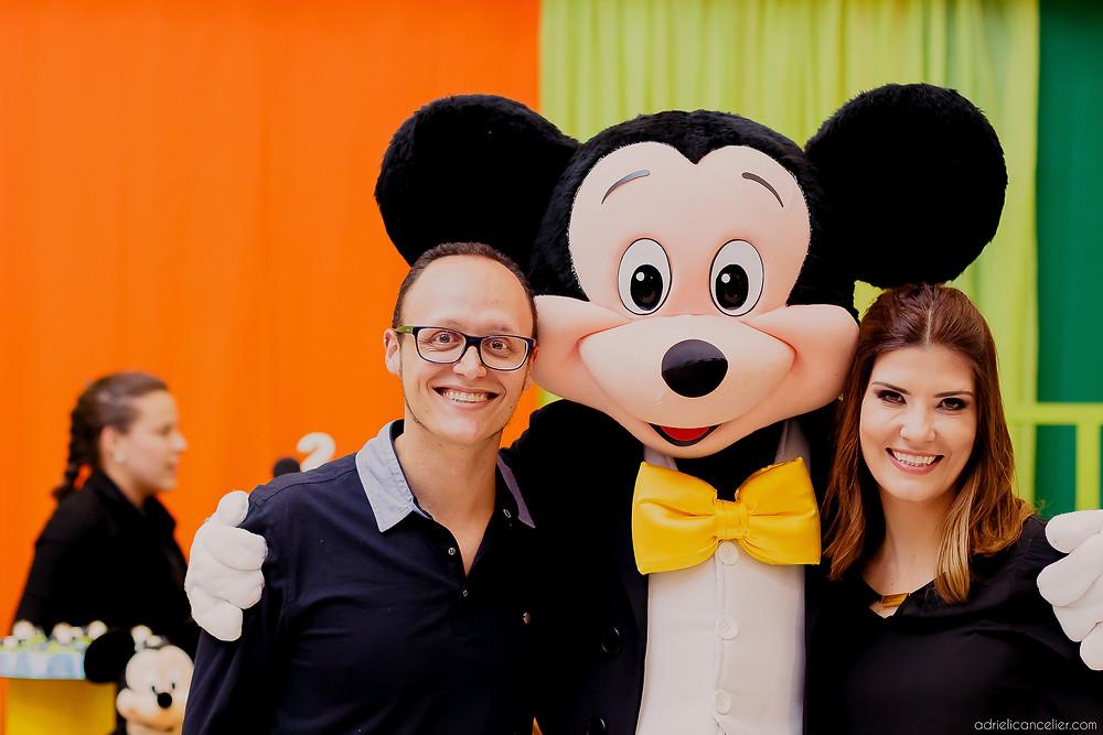 festa infantil em Curitiba, Buffet Kids Town, Mickey