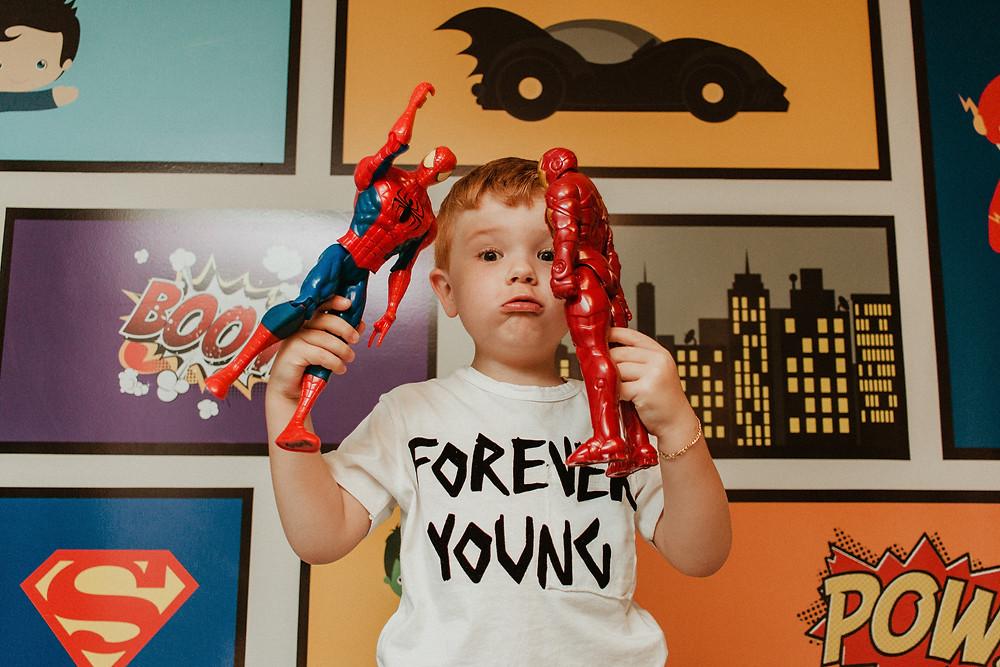 ensaio fotográfico infantil 5 anos curitiba