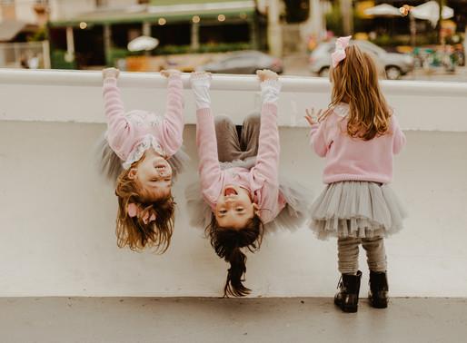 O caos com as gêmeas | Alice, Aurora e Martina