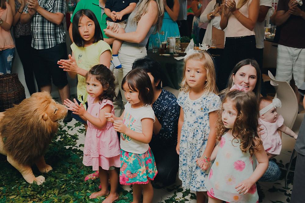 festa infantil em curitiba no buffet mundo kids