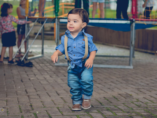 [Benjamin] Aniversário de 1 ano | Festa Infantil em Curitiba