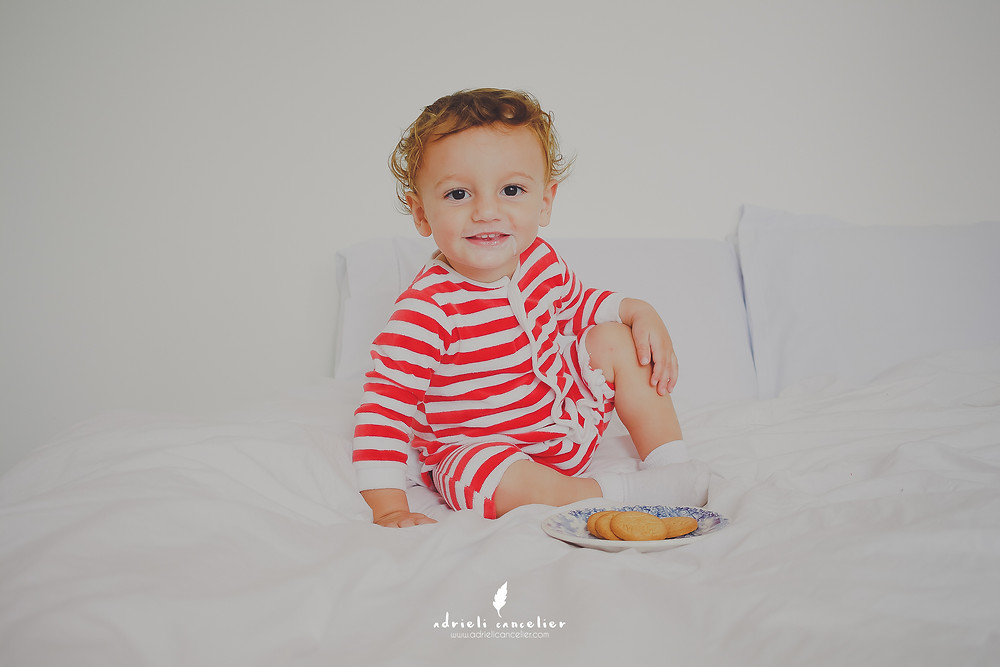 mini ensaio natal curitiba, manhã de natal, ensaio de natal em casa, ensaio natal bebê