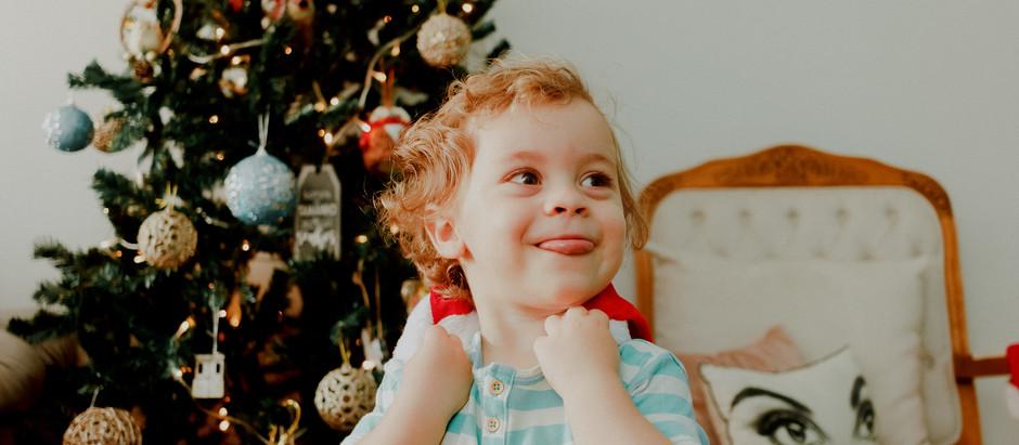 O Natal do Theo
