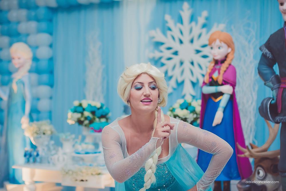 festa infantil em curitiba frozen