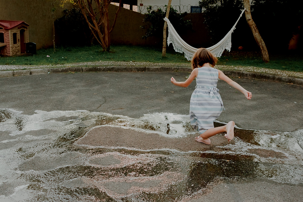 ensaio fotográfico infantil em Curitiba