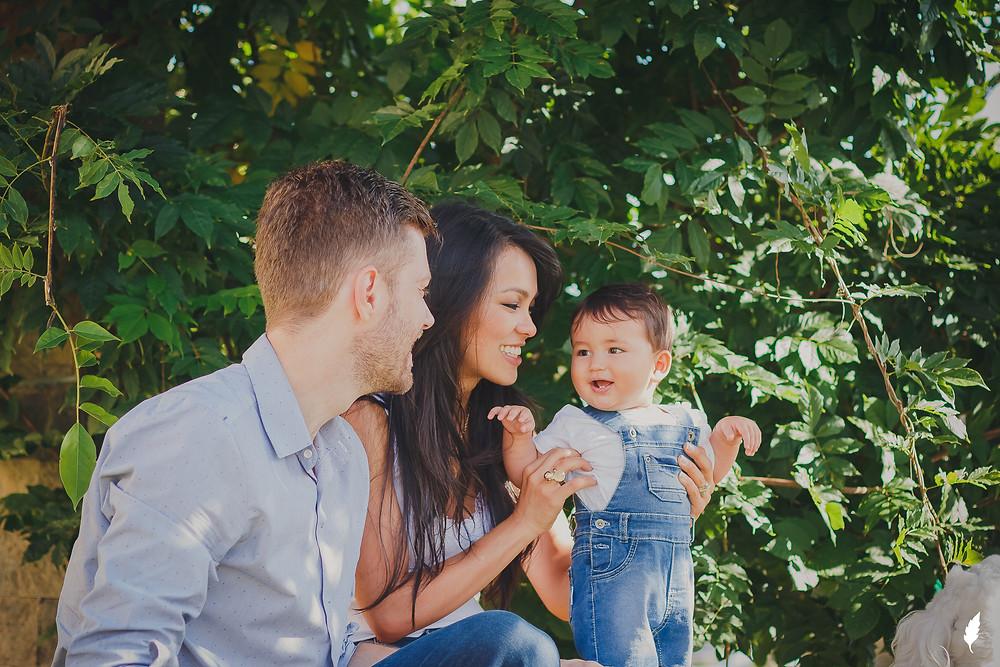 fotografia de família lifestyle curitiba