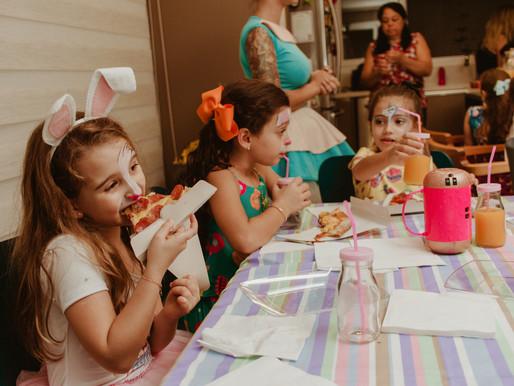 7 anos da Maria Antônia | Festa Infantil
