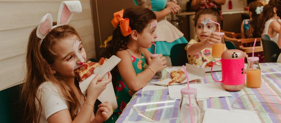 7 anos da Maria Antônia   Festa Infantil