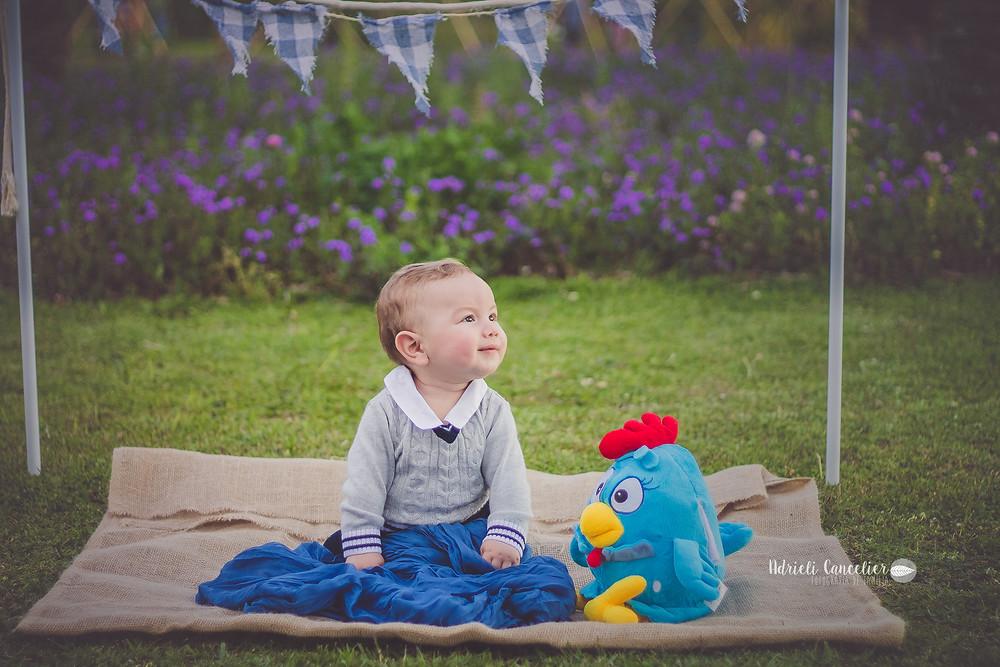 fotografia de bebe em Curitiba