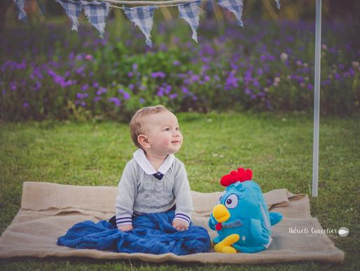 Ensaio fotográfico de bebê em Curitiba   Vitor   7 meses