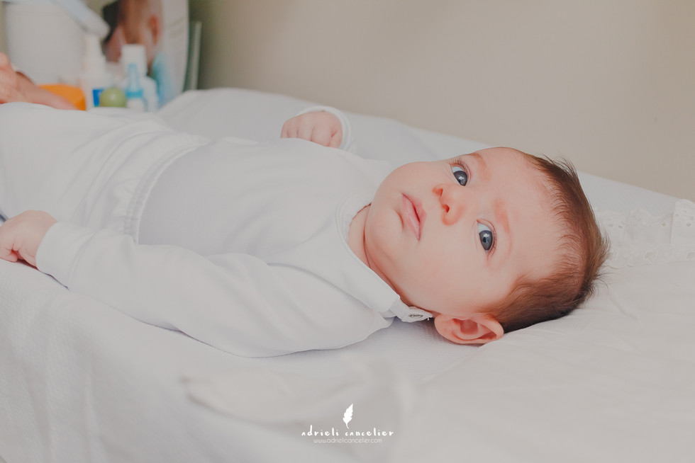 ensaio fotográfico de bebê curitiba