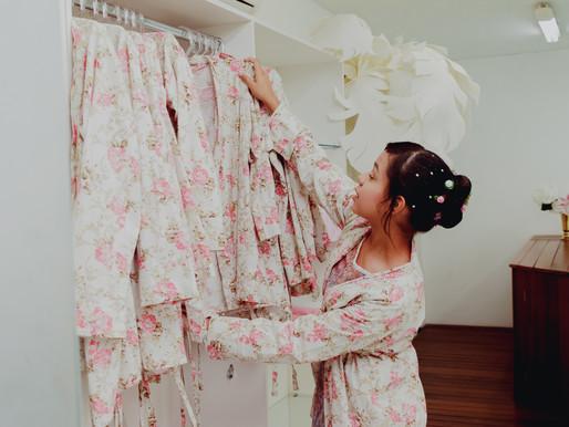 Festa de 13 anos   Festa do pijama da Emilly Loise