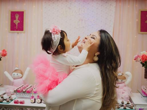 Um ano de alegrias com a Maria Alice | Festa de aniversário de 1 ano em Curitiba | Buffet Infantil S