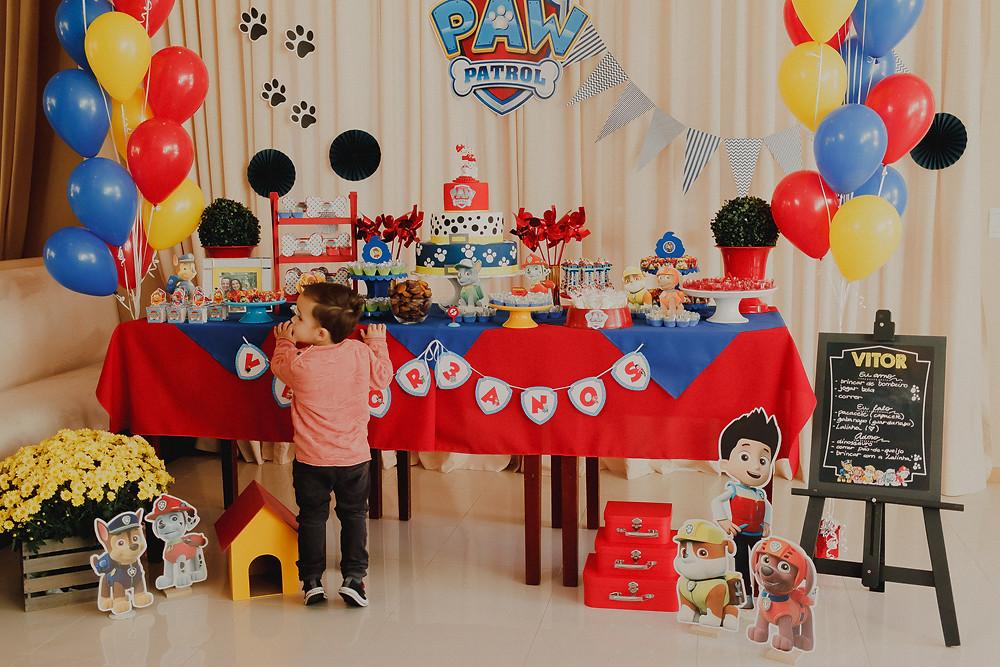 festa infantil 3 anos curitiba