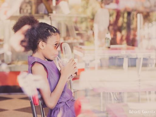 Book Fotográfico Infantil em Curitiba | Fer | 10 anos