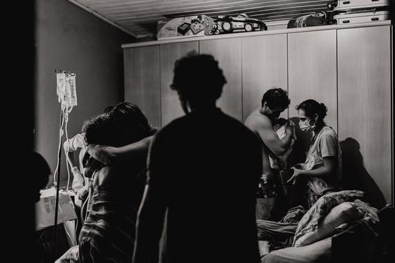 fotografia de parto domiciliar curitiba