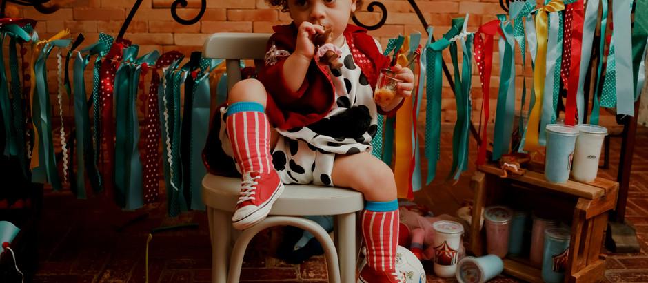 Aniversário de 2 anos do Theo