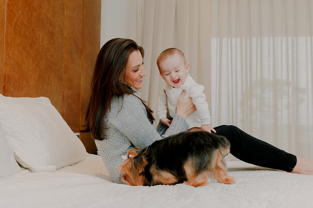 ensaio fotografico de bebe em curitiba