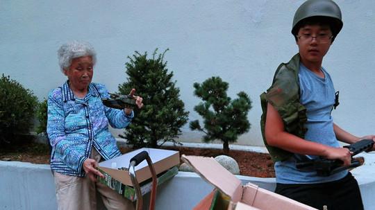 Granny's War