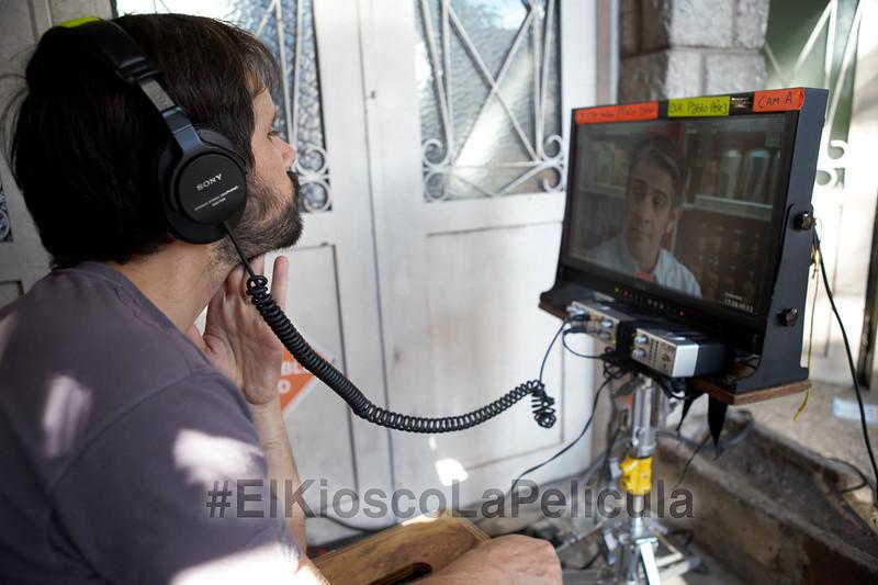 Pablo Gonzalo Perez - Director - El Kios