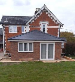 Cheveley single storey extension