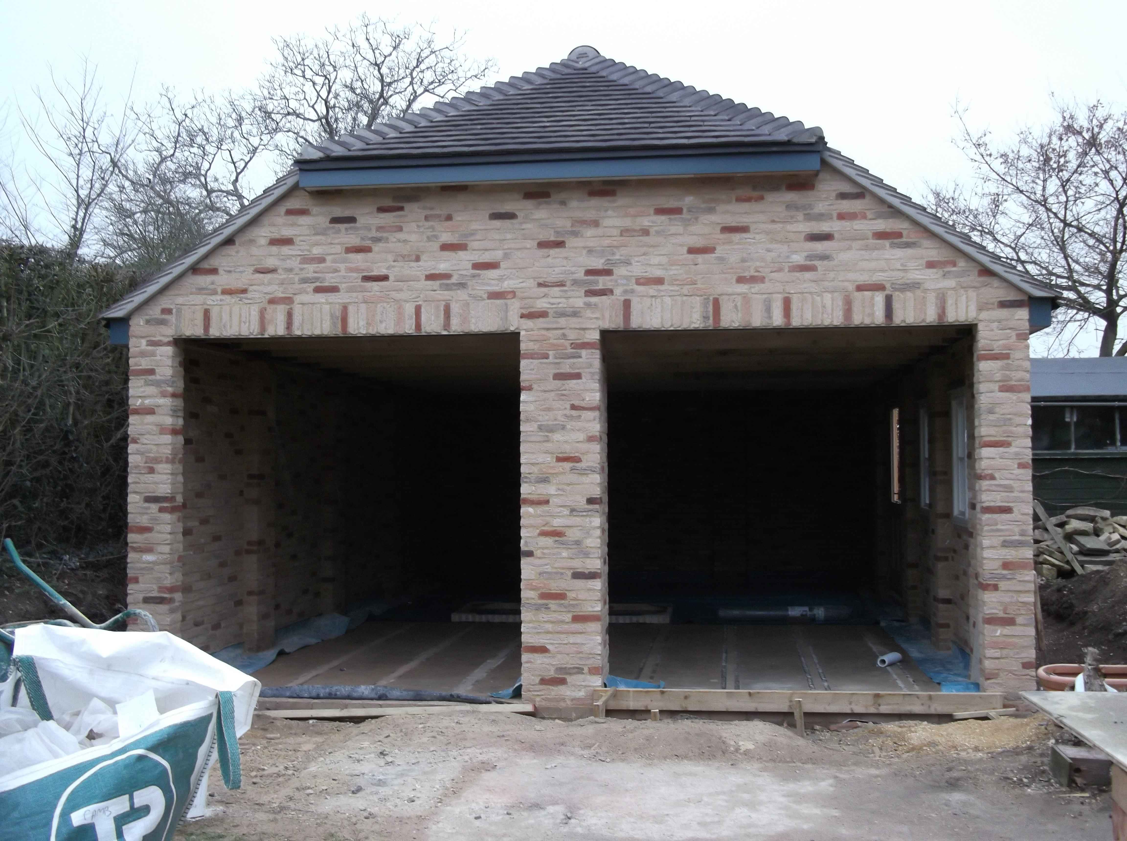 Double Garage (Cambs)