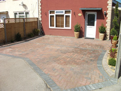 Block Paving (Camb City)
