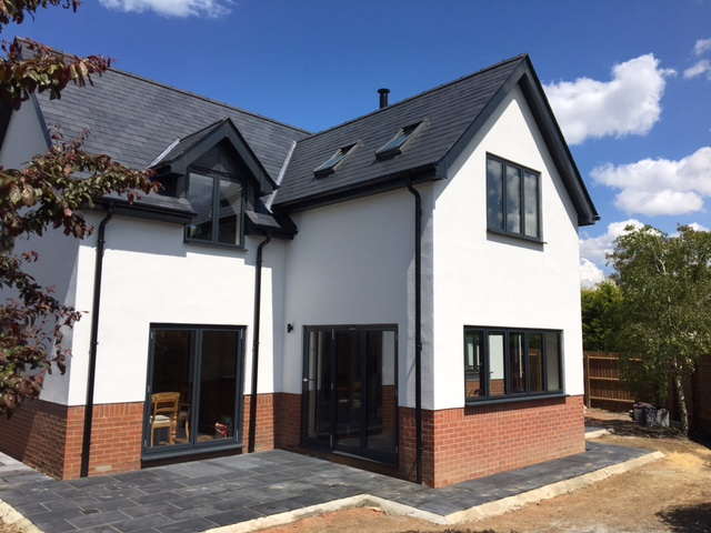 Witchford Extension Completed