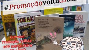 Promoção #VoltaÀsAulas - R$5,00