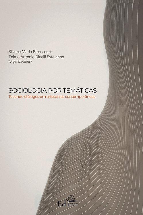 SOCIOLOGIA POR TEMÁTICAS: TECENDO DIÁLOGOS EM ARTESANIAS CONTEMPORÂNEAS