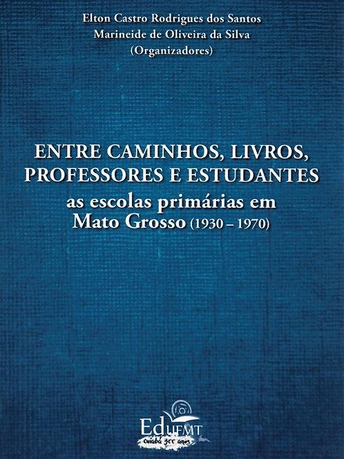 ENTRE CAMINHOS, LIVROS, PROFESSORES E ESTUDANTES: AS ESCOLAS PRIMÁRIAS EM MT