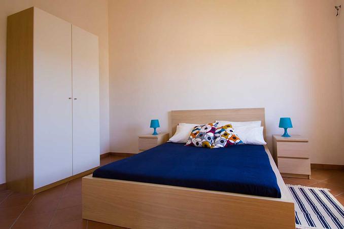 camera vista erice Stagnone Holiday Apartment